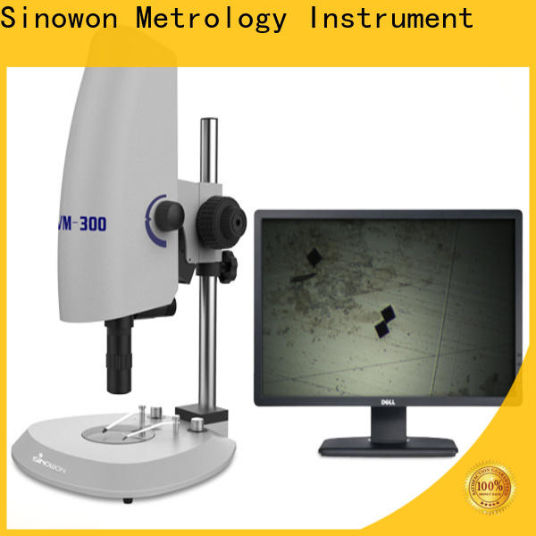 Sinowon Video Microscope supplier for soft alloys