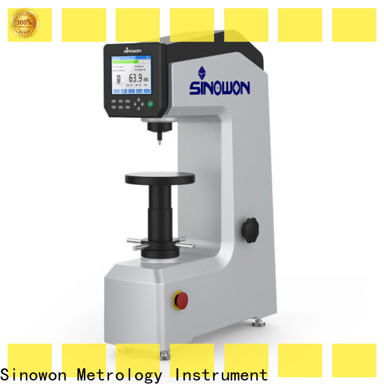Sinowon rockwell hardness examples directly sale for small parts