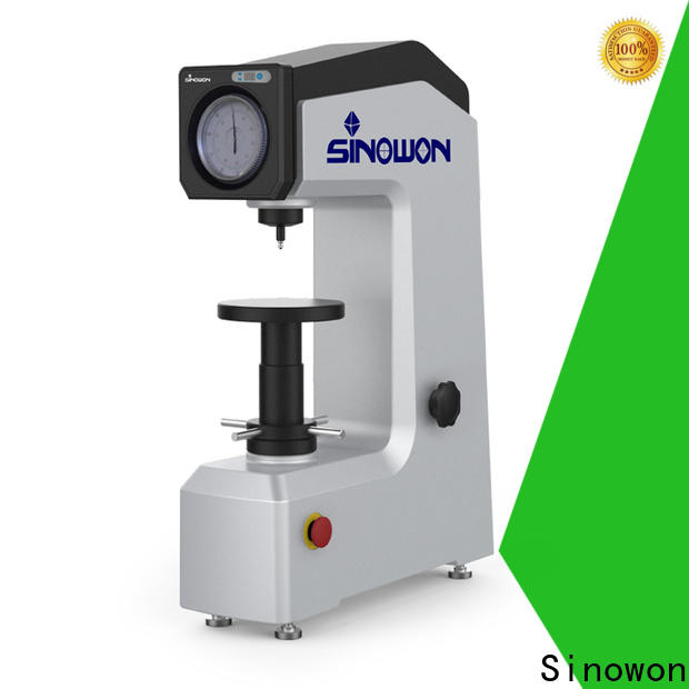 Sinowon rockwell machine from China for small areas