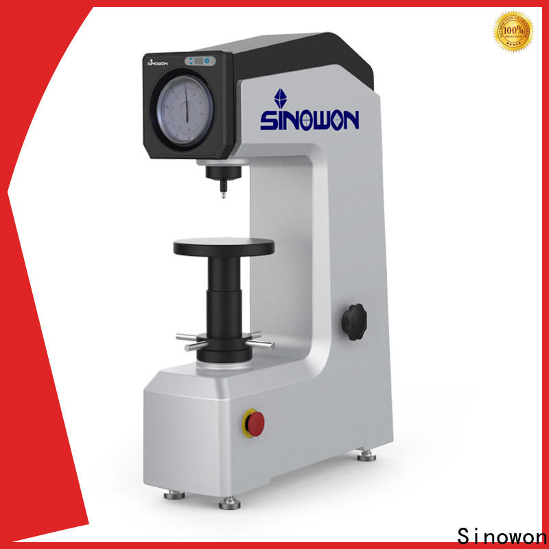 Sinowon rockwell hardness tester directly sale for small areas