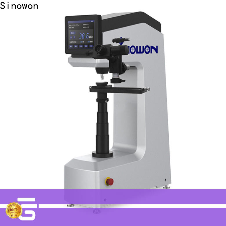 Sinowon digital hardness test from China for measuring
