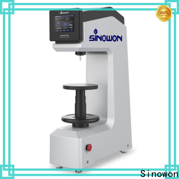 reliable rockwell hardness testing machine customized for small areas