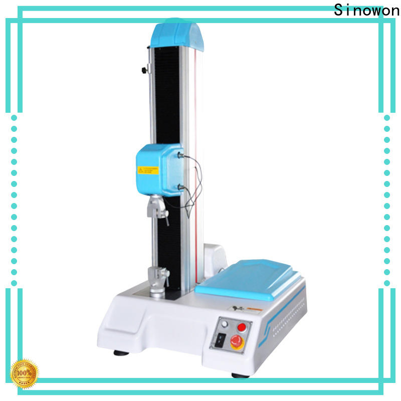 Sinowon practical material testing machine series for precision industry