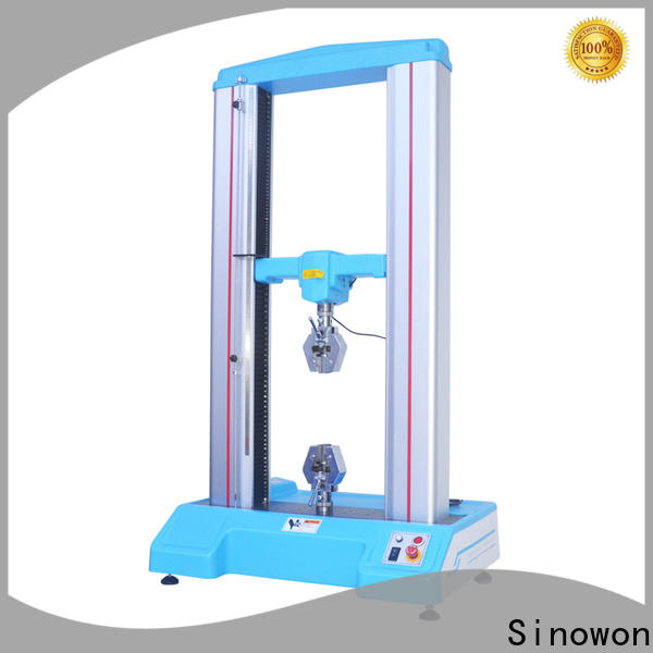 Sinowon tensile strength machine from China for precision industry