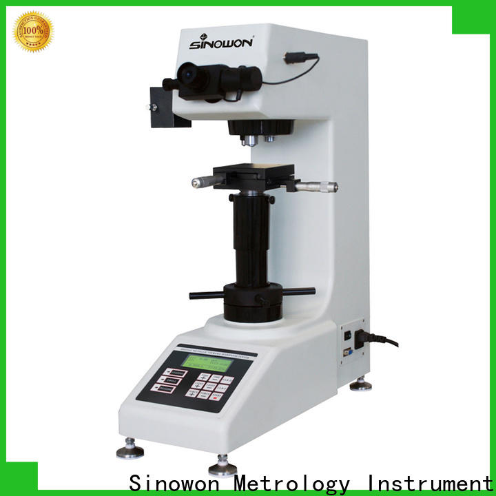 efficient micro vickers hardness tester factory for small parts
