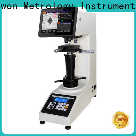 excellent micro vickers hardness tester with good price for small parts