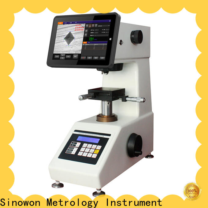 quality micro vickers hardness tester directly sale for thin materials