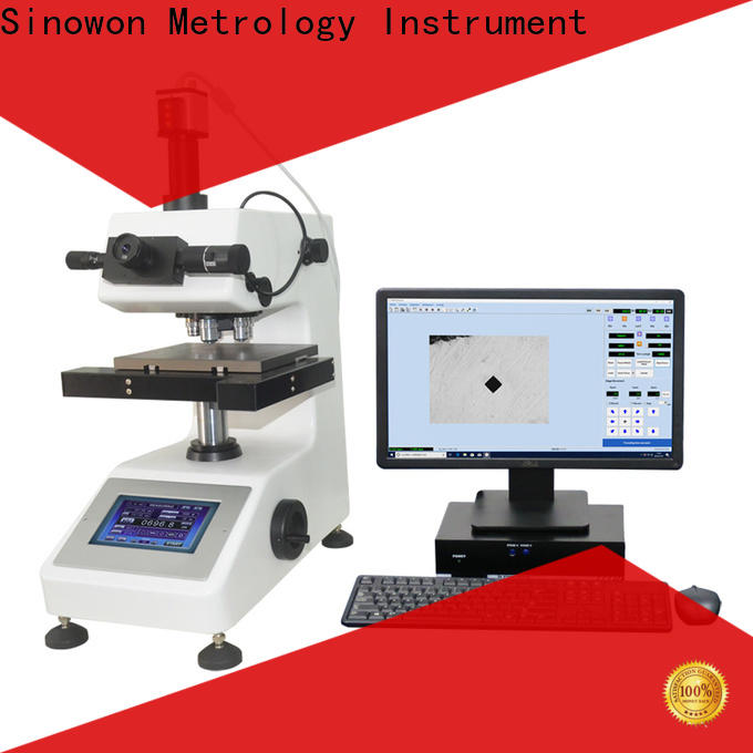 Sinowon micro vickers hardness tester directly sale for small areas