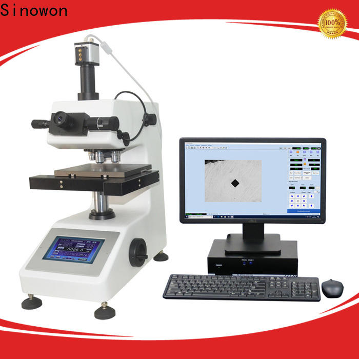 durable hardness testing machine customized for small parts