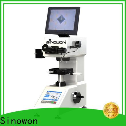 Sinowon vicker hardness tester manufacturer for measuring