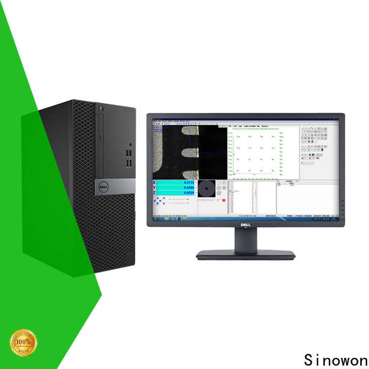Sinowon excellent machine vision software with good price for commercial