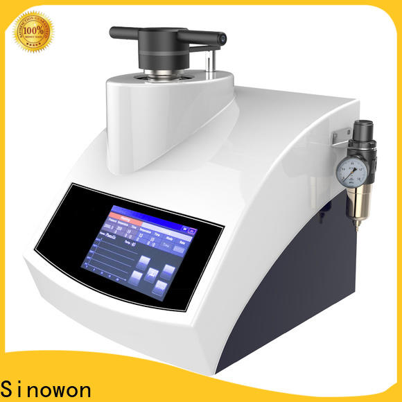 Sinowon polishing equipment factory for medical devices
