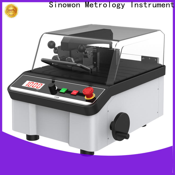 Sinowon polishing equipment inquire now for medical devices
