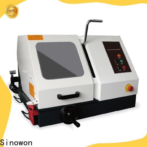 Sinowon elegant metallographic polishing with good price for LCD