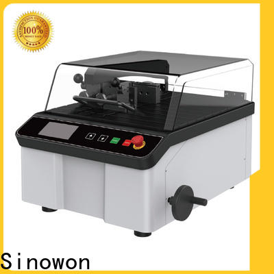 Sinowon polishing equipment with good price for electronic industry