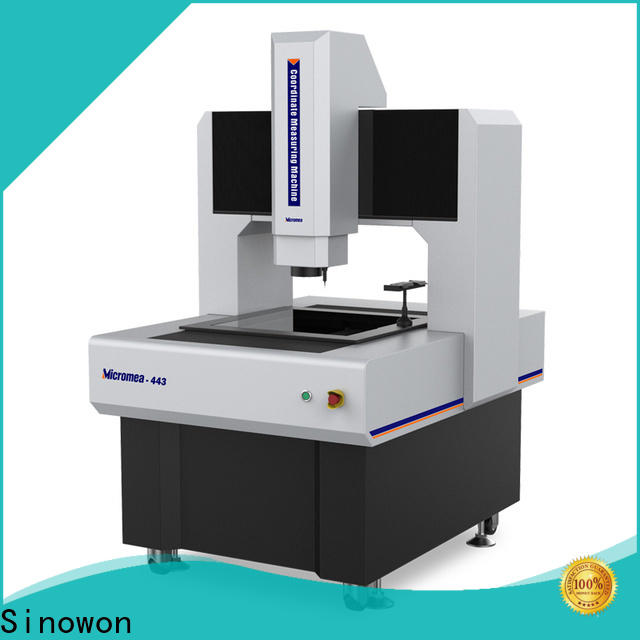Sinowon hot selling measuring machine directly sale for small areas