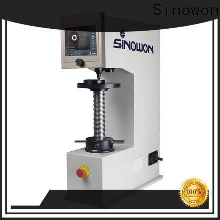 hot selling brinell hardness test procedure directly sale for cast iron