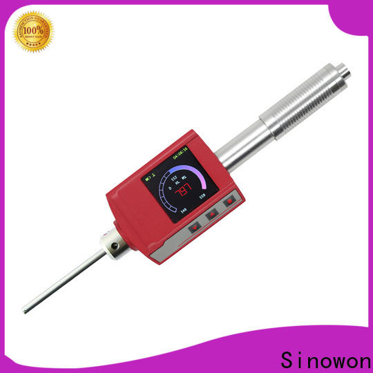 Sinowon portable hardness tester personalized for commercial
