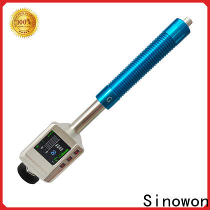 Sinowon portable hardness tester personalized for precision industry