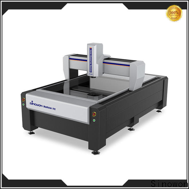 Sinowon durable video measuring machine manufacturer for precision industry