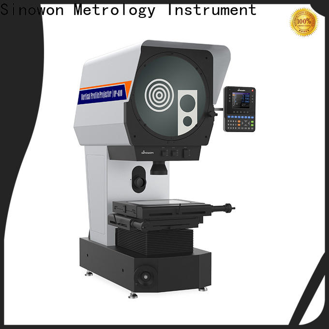 Sinowon sturdy optical measurement machine factory price for small parts