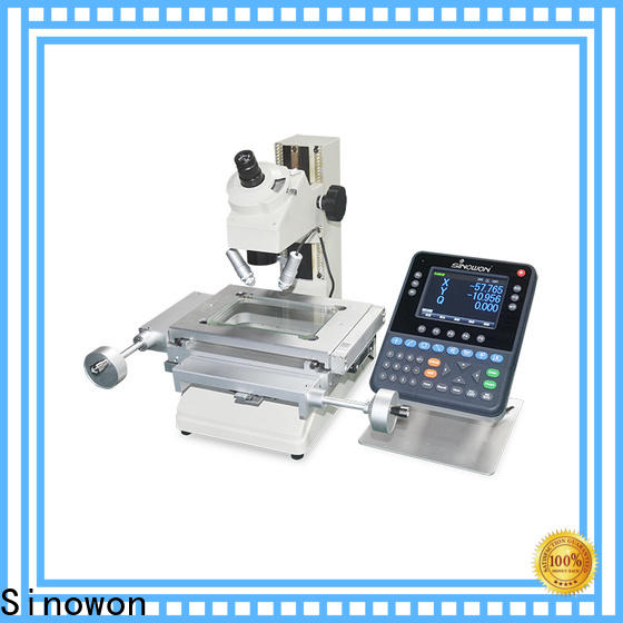Sinowon measuring microscope inquire now for soft alloys
