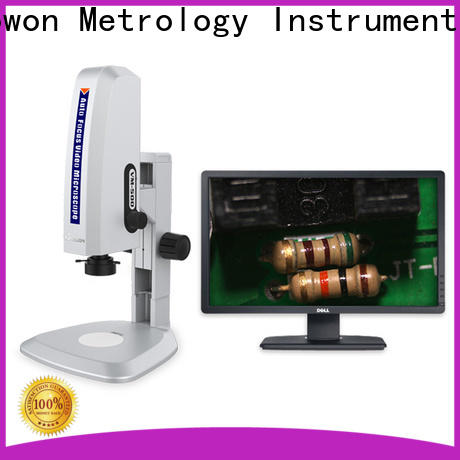 stable digital microscope factory price for soft alloys