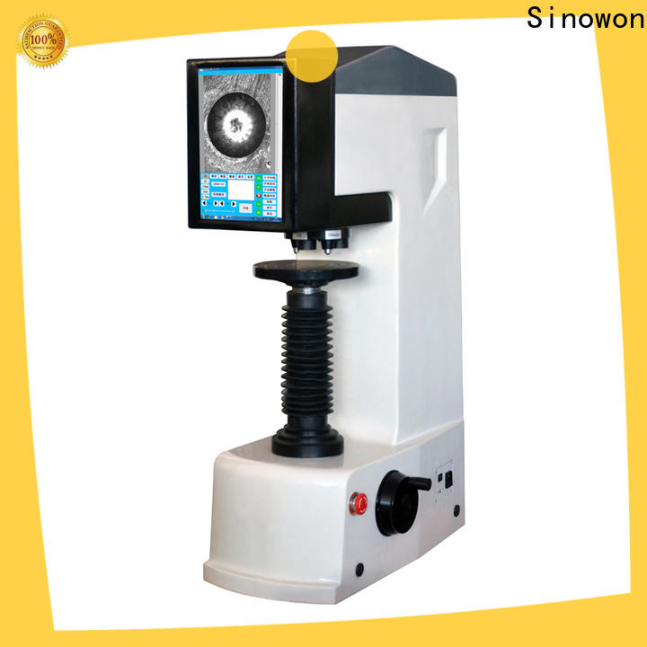 Sinowon reliable brinell hardness unit customized for soft alloys