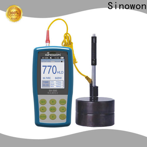 Sinowon portable hardness tester machine supplier for precision industry
