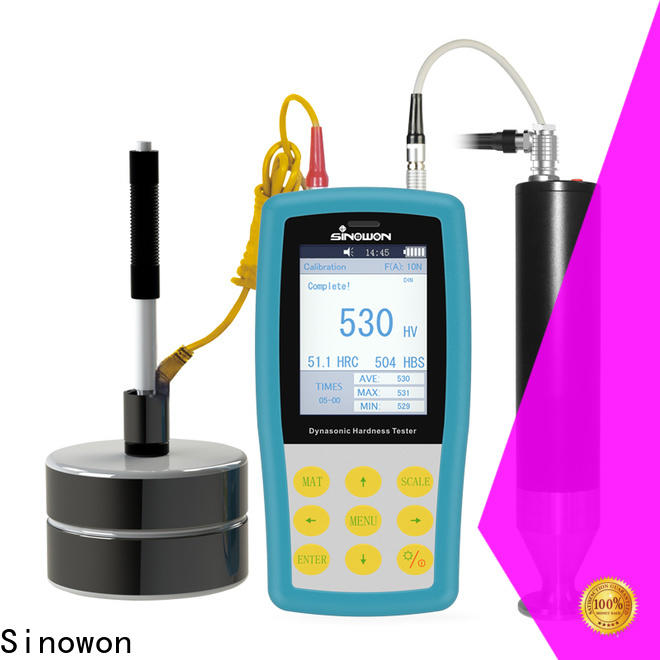 sturdy ultrasonic thickness gauge wholesale for rod