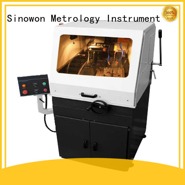 Sinowon metallographic polishing factory for LCD