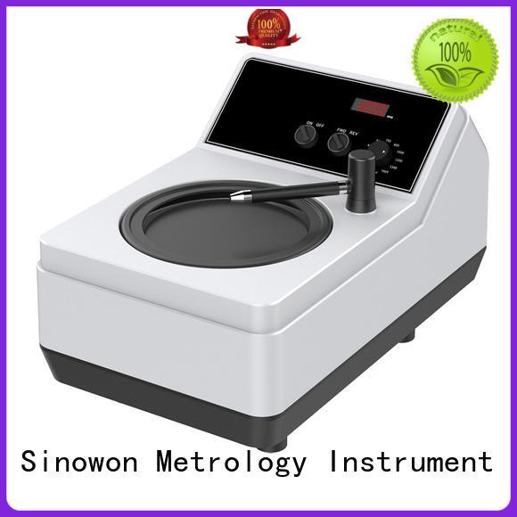 Sinowon polishing equipment design for LCD