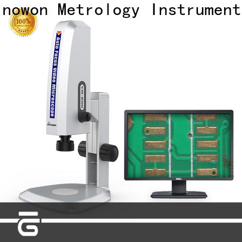 Sinowon stable microscope wholesale for soft alloys