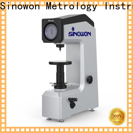 reliable portable hardness tester series for small parts