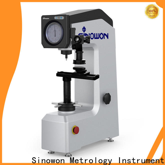 Sinowon rockwell hardness scale directly sale for thin materials