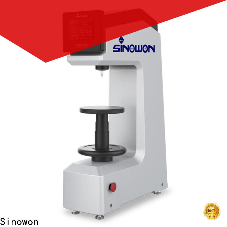 Sinowon rockwell test directly sale for small areas