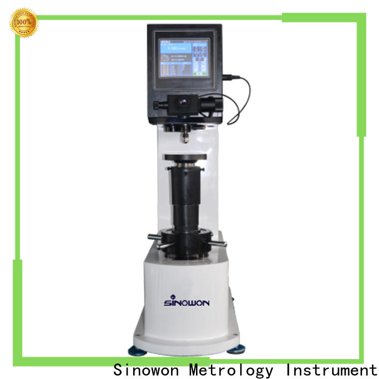 Sinowon portable brinell hardness test experiment manufacturer for steel products
