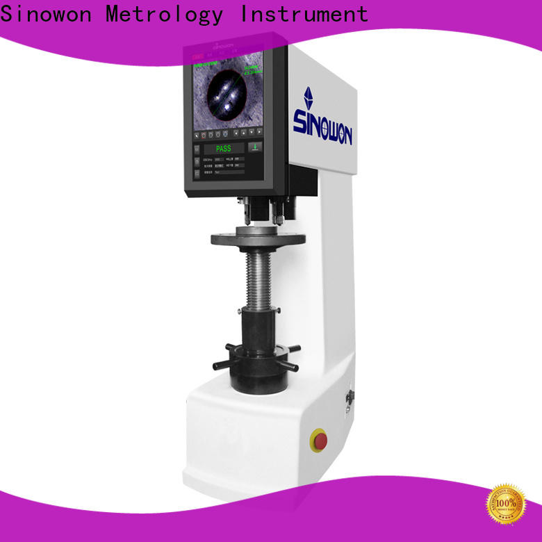 durable brinell hardness unit series for soft alloys
