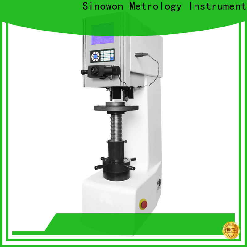 practical brinell hardness tester manufacturer for steel products