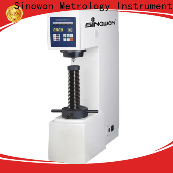 Sinowon optical brinell hardness customized for steel products