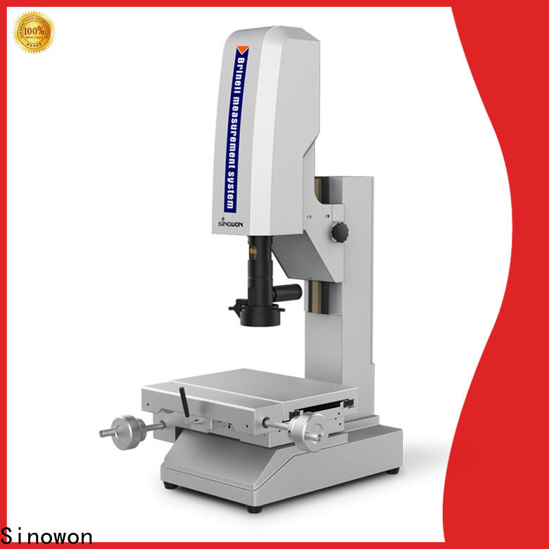 Sinowon brinell hardness testing machine series for cast iron
