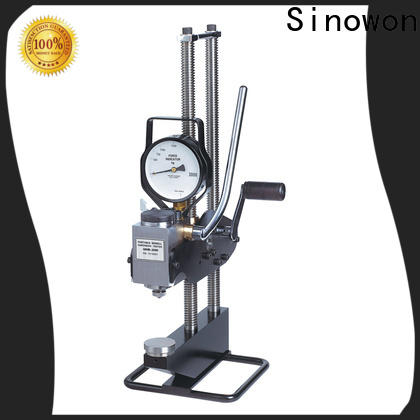 quality brinell hardness testing machine manufacturer for soft alloys