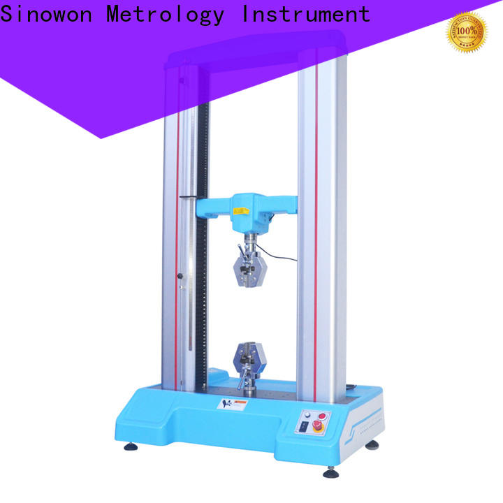 Sinowon tensile strength machine customized for industry