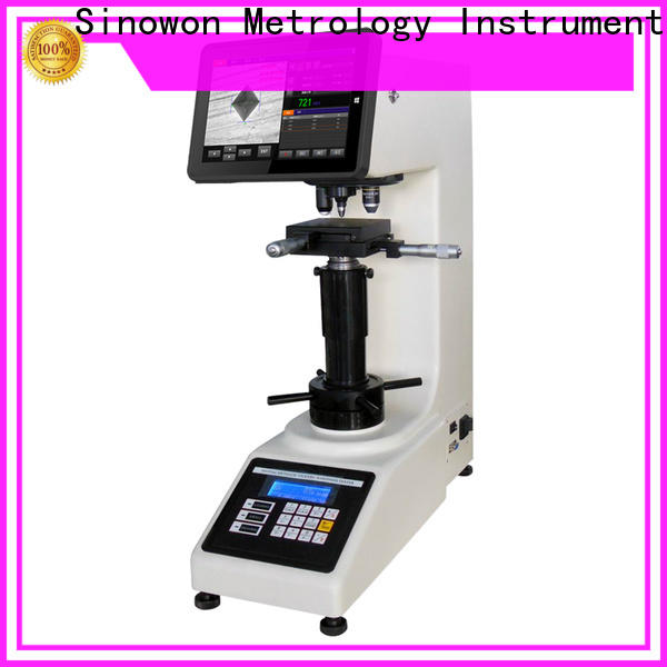 Sinowon macro vickers hardness test with good price for measuring