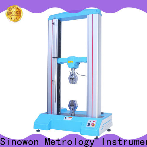 Sinowon universal tensile testing machine with good price for small areas