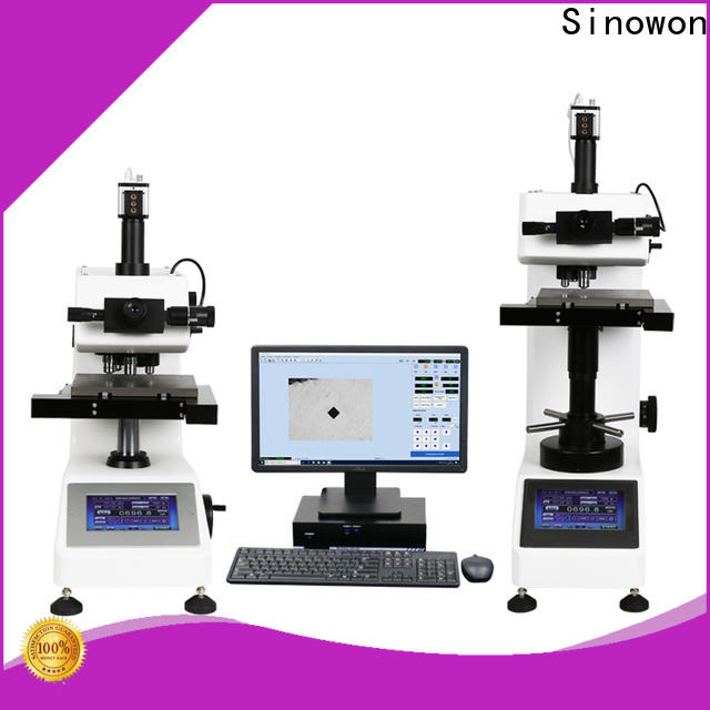 Sinowon durable vickers hardness tester directly sale for small parts