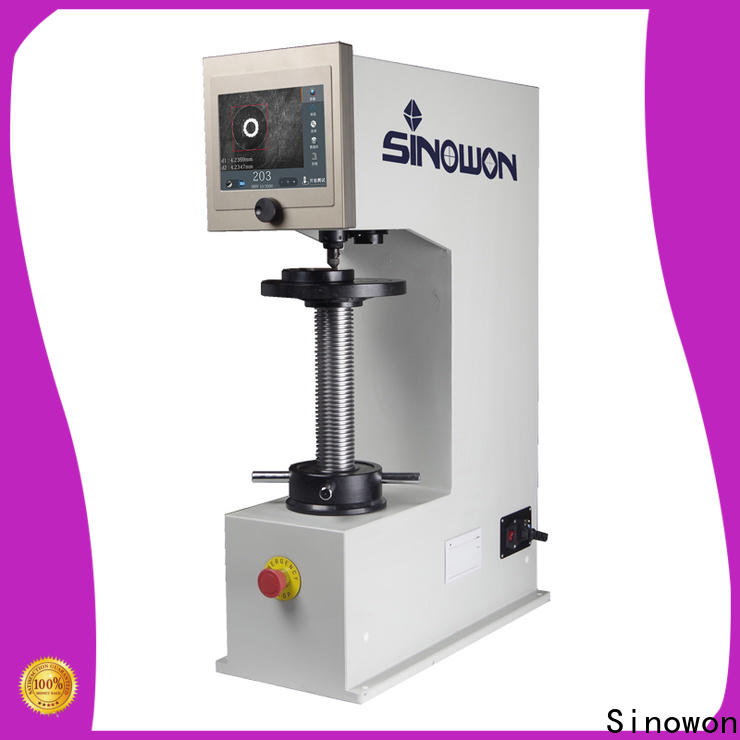 Sinowon brinell hardness unit series for nonferrous metals