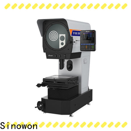 Sinowon optical comparator supplier for measuring