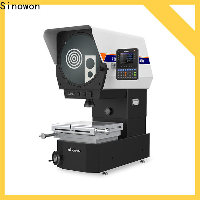 Sinowon certificated optical comparator supplier for measuring
