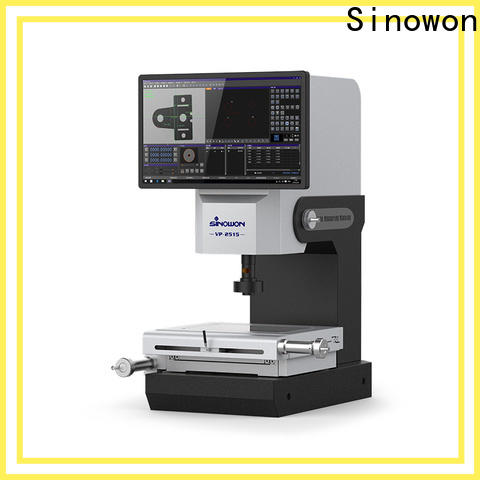 Sinowon vision measuring machine customized for small parts